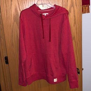 Comfy red Aeropostale sweatshirt
